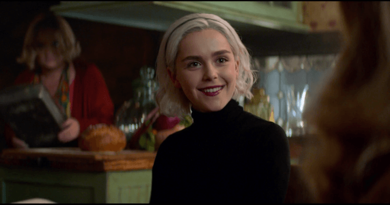 'Chilling Adventures of Sabrina: A Midwinter's Tale' trailer is spookier than all the demons we encountered in season 1