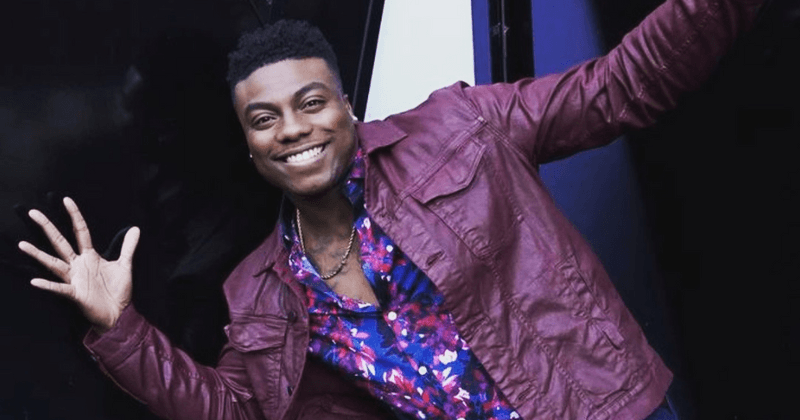 'The Voice' season 15: Top 8 contestant Kirk Jay says he is his biggest competition