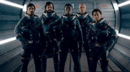 Jeff Buhler's 'Nightflyers' draws from many sci-fi classics, though based on George R R Martin's novella