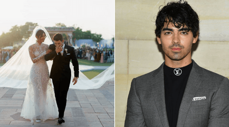 Joe Jonas was so emotional at his brother Nick Jonas' wedding to Priyanka Chopra that he 'blacked out for a minute'