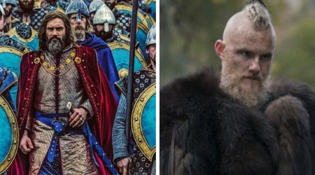 'Vikings': Fans compare traits and speculate Rollo couldn't be Bjorn's real father