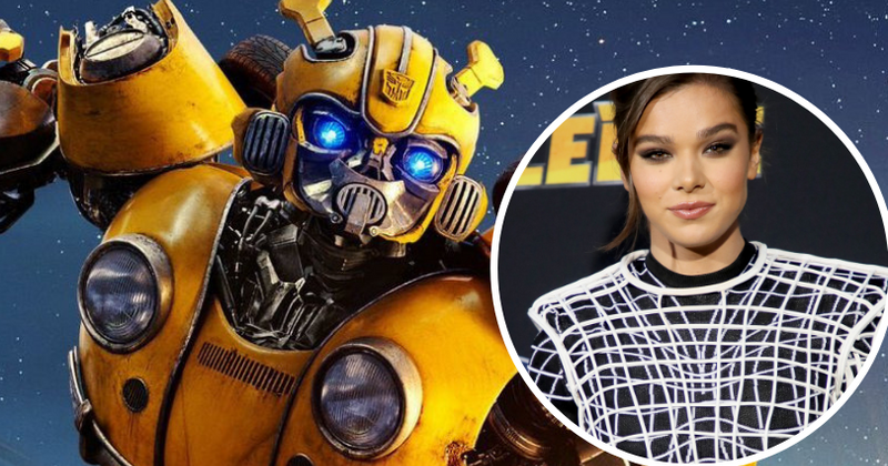 'Bumblebee': How 'Transformers' finally nailed the strong, female lead with Hailee Steinfeld's Charlie Watson