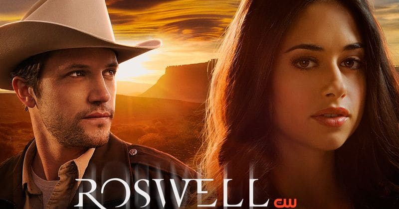 'Roswell: New Mexico': New trailer indicates the reboot will be putting a whole new spin on the original