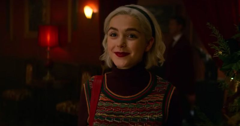Chilling Adventures Of Sabrina A Midwinter S Tale Let