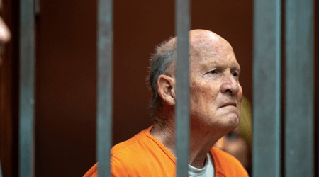 'Golden State Killer' Joseph DeAngelo's trial could last 10 years and cost taxpayers $20m
