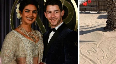 Priyanka Chopra posts pictures of 'marital bliss' with husband Nick Jonas from their exotic honeymoon