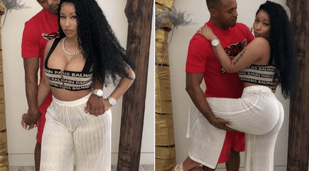 Nicki Minaj is dating a registered sex offender and is now clapping back at fans who are not impressed: 'Y'all can't run my life'