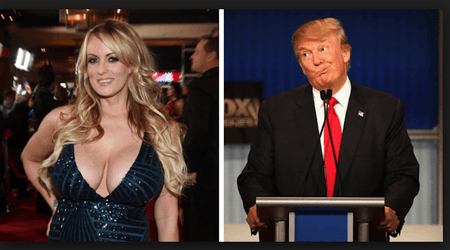 Stormy Daniels ordered to pay Donald Trump nearly $300,000 in attorney's fees, sanctions over lawsuit