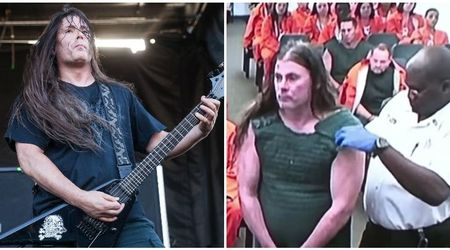 Drugs, paranoia, assault, and a house in flames: The bizarre case of Cannibal Corpse guitarist Pat O'Brien's arrest