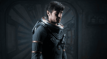 'Nightflyers': Karl D'Branin is ruled by circumstance, waging a constant inner war between his potential and obsession