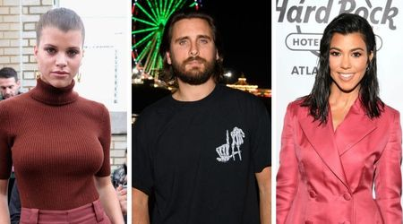 Kourtney Kardashian and Sofia Richie reportedly fighting over who spends Christmas holidays with Scott Disick