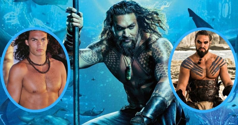 'Aquaman': From sand to surf, how Baywatch hunk Jason Momoa became DC's new hope