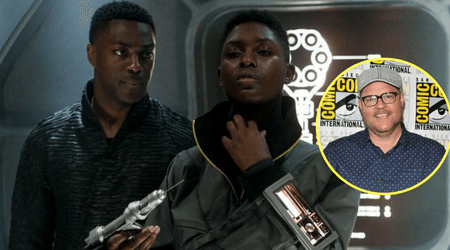 'Nightflyers' creator Jeff Buhler on what sets the series adaptation apart: You can't kill all the characters together
