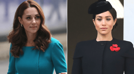 Meghan Markle 'frustrated' at not being able to get her side across amid rumours of feud with Kate Middleton