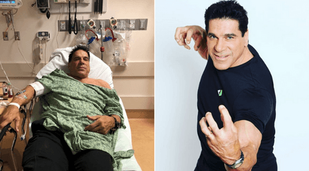 The 'Incredible Hulk' actor Lou Ferrigno hospitalized after pneumonia vaccination mishap