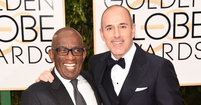 Disgraced former 'Today' host Matt Lauer absent from Al Roker's 40th anniversary celebration