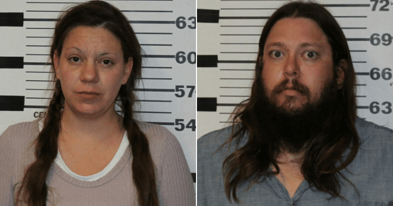 Drug-addict couple arrested after newborn girl tests ...