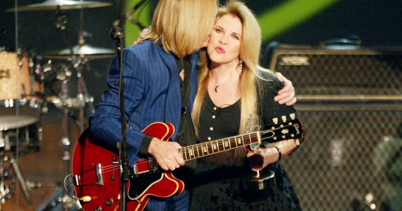 Stevie Nicks and Tom Petty: Inside their decades-old friendship