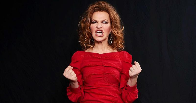 Image result for sandra bernhard