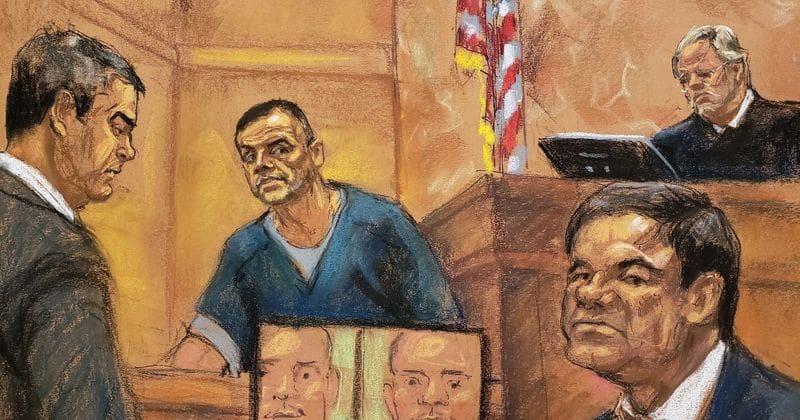 el chapo trial takes emotional turn as drug lord reduced