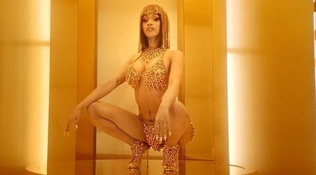 Cardi B's decadent visuals for 'Money' could just be the most risque music video of the year