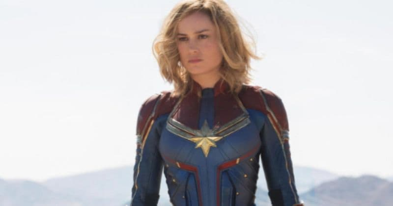 'Captain Marvel' trailer 2: 'I'm not going to fight your war, I am going to end it' may be the worst line in MCU history