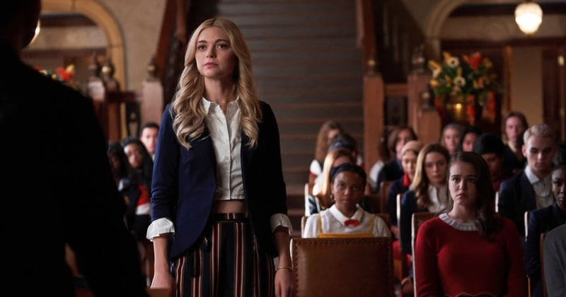 'Legacies': Why there's more to Jenny Boyd's Lizzie Saltzman than meets the eye