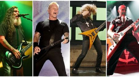 Dave Mustaine calls for new 'Big Four' of thrash metal as Slayer retires. Who are the worthy contenders?