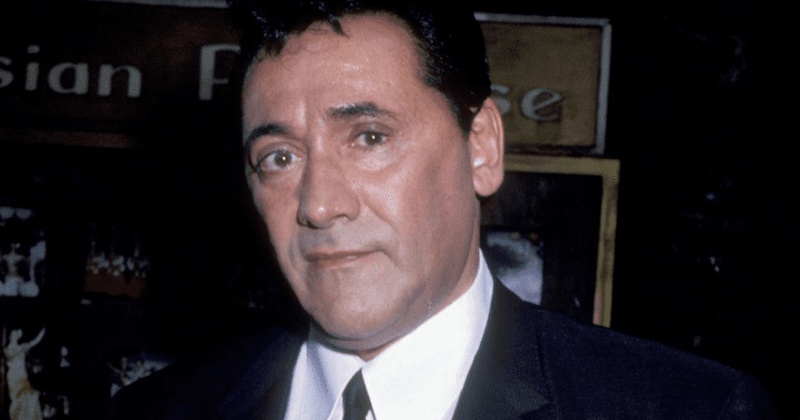 'Goodfellas' actor Frank Adonis dies at 83 after long battle with health issues