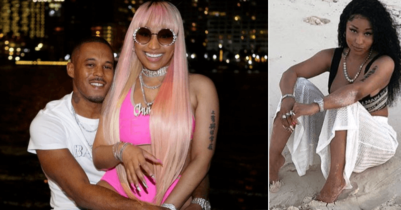 Nicki Minaj reveals she has sex 4 times a night much to the shock of her fans