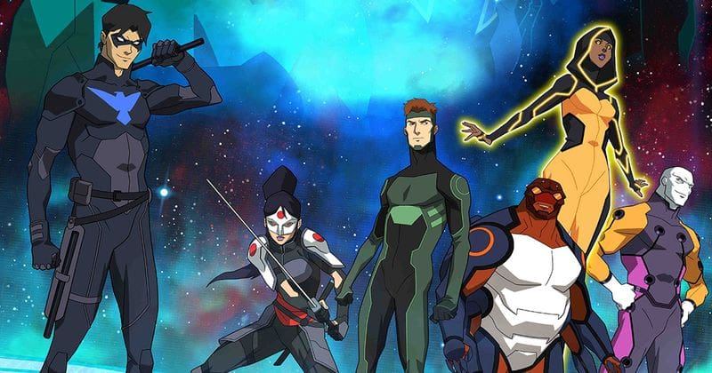 'Young Justice: Outsiders' sees the return of our favorite superheroes after a six-year hiatus