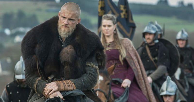 Vikings Bjorn Frau
