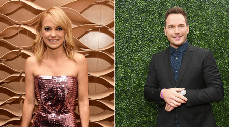 "Anna Faris says she works ""real hard"" to co-parent son Jack after separation from Chris Pratt"