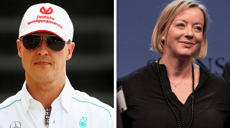 Michael Schumacher and wife Corrina are still a 'perfect couple' reveals close friend and manager Sabine Kehm