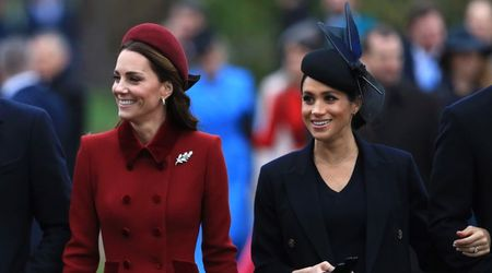 Family consultant reasons that Kate Middleton and Meghan Markle's radically different backgrounds could be causing a 'power-play' between them