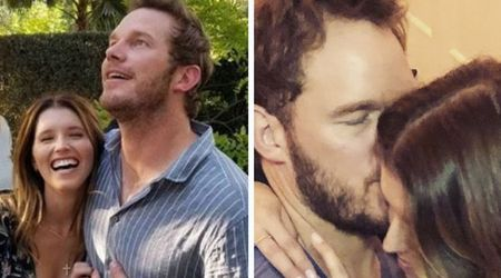'I'm thrilled to be marrying you': Chris Pratt announces engagement to Katherine Schwarzenegger with an adorable social media post