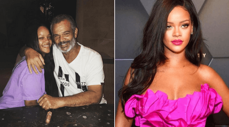 Rihanna sues her father for using using her trademark 'Fenty' for his business even though it's also his last name