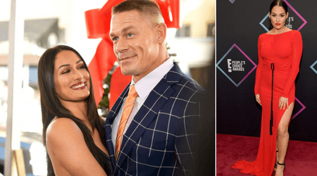 Nikki Bella tells former beau John Cena about all her dates; 'This breakup didn't end bad', says the 'Total Bellas' star