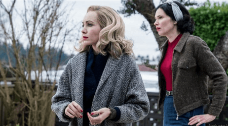 'Project Blue Book' season 1 episode 2: History takes a leap forward through Mimi Hynek's seduction by a female Russian spy