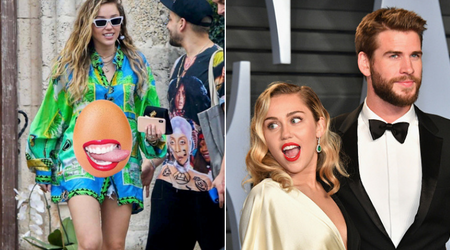 Miley Cyrus smashes pregnancy rumors with playful tweet loaded with pop cultural references