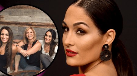 'Total Bellas': Nikki Bella's dating life is flourishing thanks to her family setting her up on blind dates