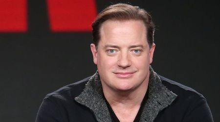 Tracing Brendan Fraser's gradual transition from silver screen's 'Encino Man' to playing Robotman on DC's 'Doom Patrol'