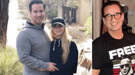 Mike 'The Situation' Sorrentino's wife Lauren Pesce backs him to make a comeback: 'I couldn't be more proud'