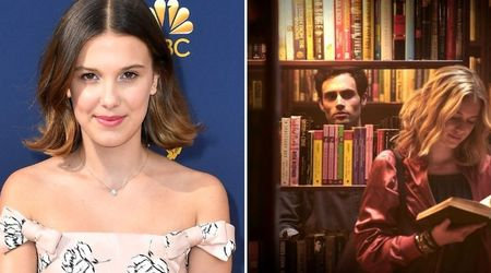 Millie Bobby Brown defends Penn Badgley's stalker character in 'You': 'He's not creepy, he's in love'