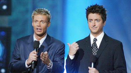 Fans defend former 'American Idol' host Brian Dunkleman for driving an Uber to make a living and spend quality time with his son