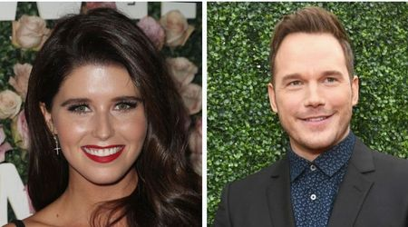 Engaged couple Chris Pratt and Katherine Schwarzenegger move in together in west LA