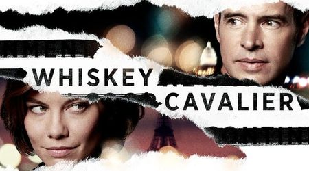 'Whiskey Cavalier': Scott Foley's new comedic role may prove to be the most challenging one yet