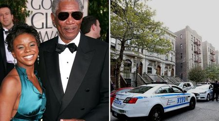 Morgan Freeman blamed for granddaughter's death at her killer's sentencing: 'He molested her'