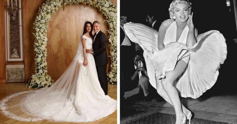 Wedding Dresses Worn By Celebrities 6