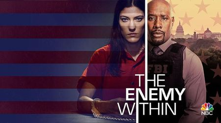 'The Enemy Within': 'Boyz n the Hood' star Morris Chestnut puts on his action hero hat for NBC's new show